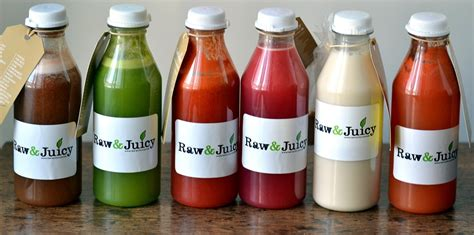 Detox Juice Cleanse On The Go by Review My Juice Cleanse Experience With