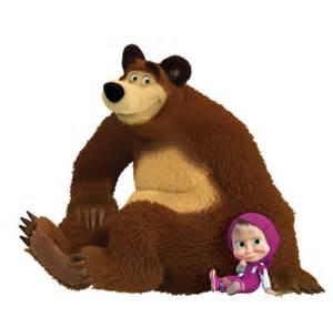 masha bear rights