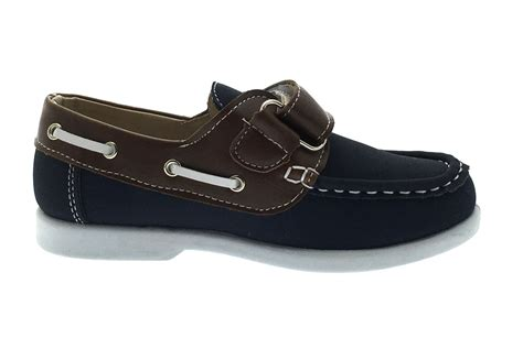 boys casual loafers boys boat deck shoes slip on lace up loafers casual