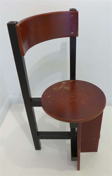 Huizenga Furniture by Constructivist Quot Bastille Quot Chair By Piet Blom For Sale At