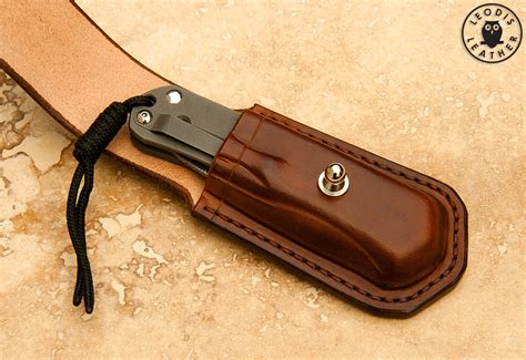 leather knife pouch leather knife pouches