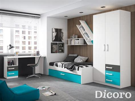decoracion dormitorio juvenil blanco habitaciones juveniles turquesa blanco