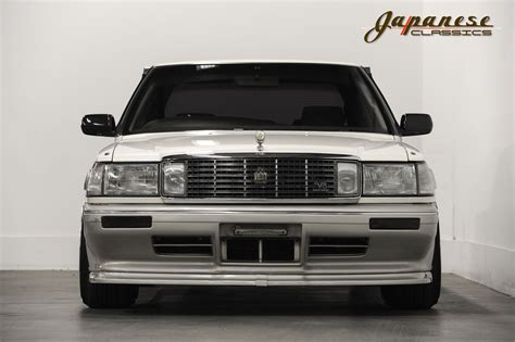 toyota crown japanese classics 1990 toyota crown royal