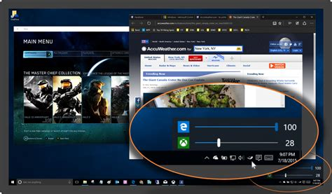 Desktop Volume by Ear Trumpet Adds Per App Volume To Windows 10