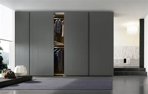 Contemporary Wardrobe Poliform Stratus Modern Luxury Wardrobes South Florida