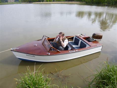 klassieke speedboot classic speedboat marine film services