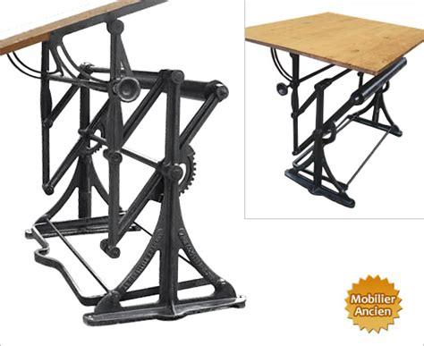 table a dessin industriel ancienne table 224 dessin d architecte