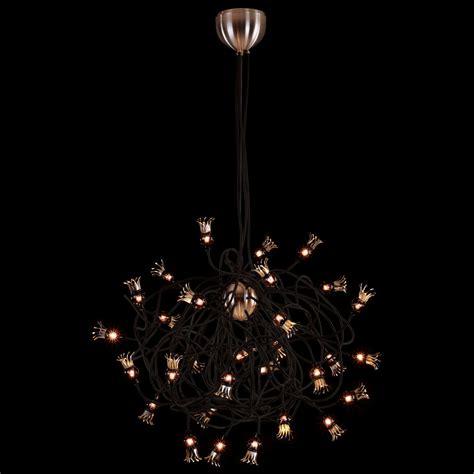 pendelleuchte kronleuchter poppy kronleuchter serien lighting