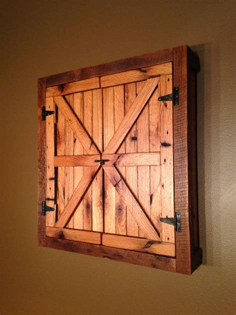 barn door style kitchen cabinets rustic dartboard cabinet natural reclaimed barn wood
