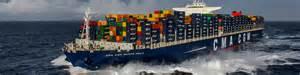 le trajet d un navire porte conteneur thinglink