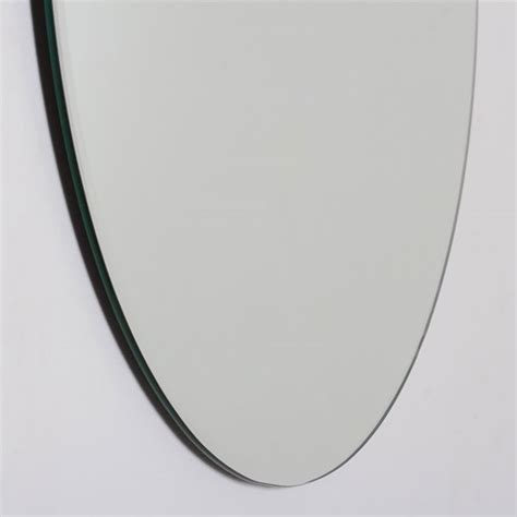 large round frameless bathroom mirror dcg stores modern round frameless wall mirror dcg stores