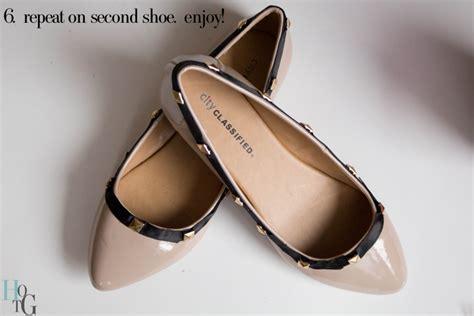 Sepatu Flat Valentino 5525 Murah misyelle store diy rock stud flats