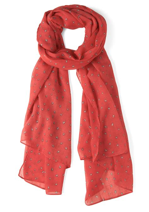 8 Of The Best Scarves by Wish Upon A Scarf Mod Retro Vintage Scarves Modcloth