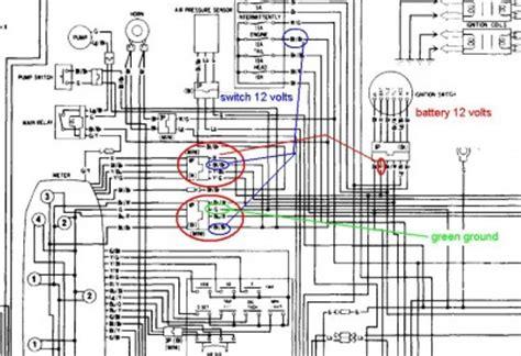 need wiring diagram 4 1983 gl1100 aspencade gl1100