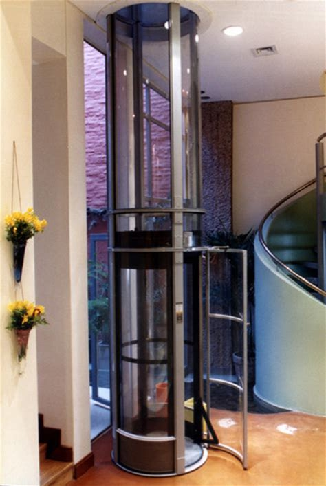 pneumatic elevator tube contemporary  pangaea
