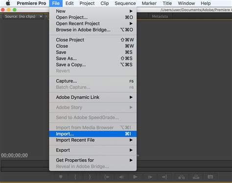 adobe premiere pro no sequence preview preset file or codec make a time lapse video with adobe premiere pro web