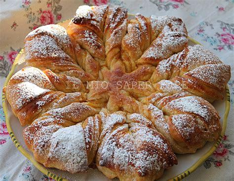 ricetta fiore di panbrioche alla nutella fiore di pan brioche soffice con tutorial