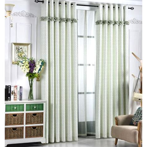 lime green curtains for bedroom lime green patterned print linen cotton blend country