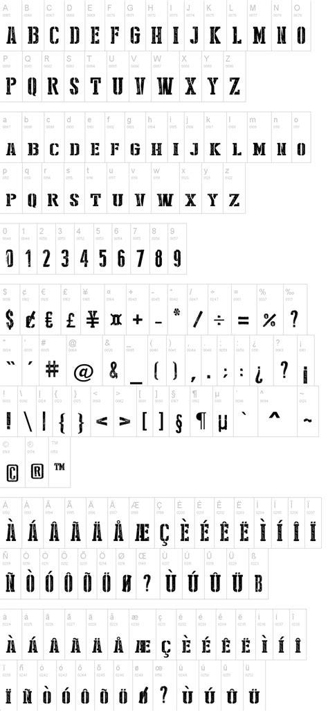 dafont stencil stencil style new font dafont com