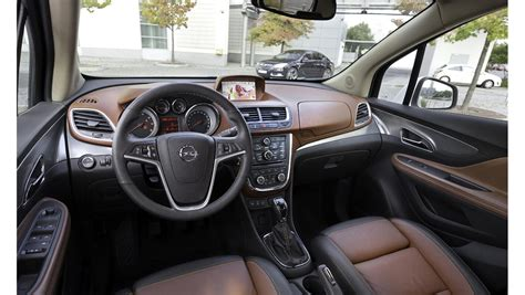 opel mokka interior opel mokka compact suv confirmed for 3rd qtr launch in