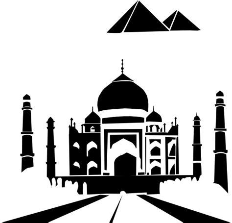 tattoo berwarna png mosque arabic clip art at clker com vector clip art