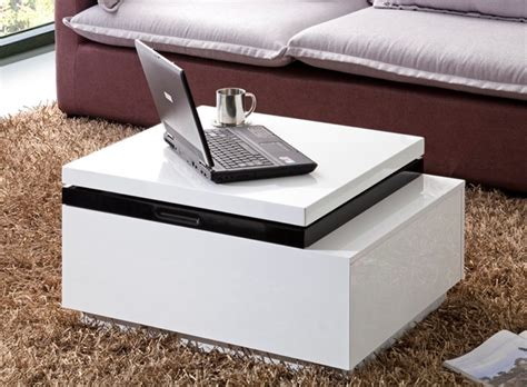 nikka high gloss lift top coffee table by matrix