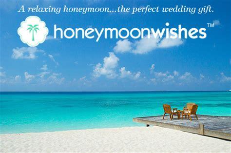 Honeymoon Wishes   Honeymoon Wedding Registry