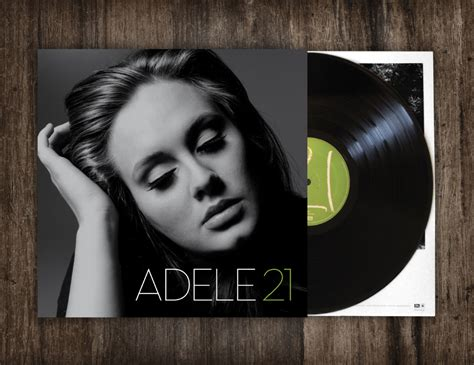 adele 21 vinyl lp disc house