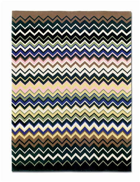 zigzag pattern in vision designer rugs to make an appearance in cover 31 cover