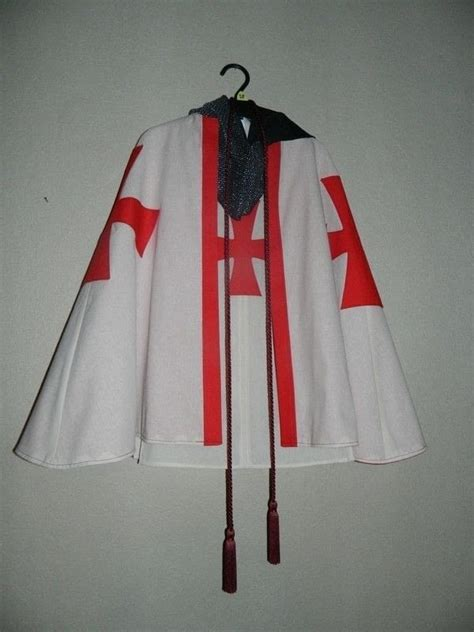 childrens knight templar costume     full