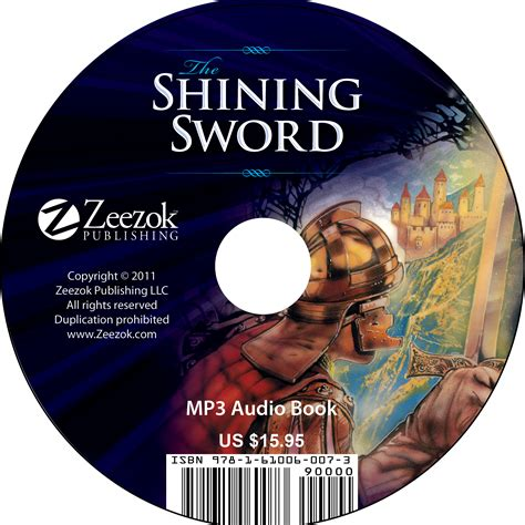 format of audio books the shining sword audio book on cd mp3 format