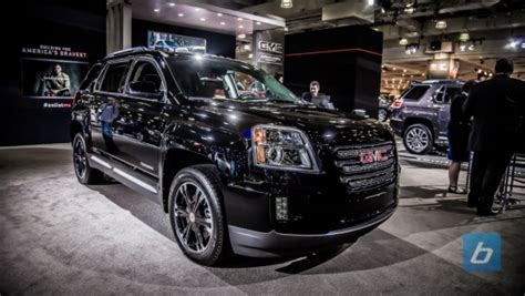 gmc terrain blacked out 2017 gmc terrain nightfall edition is murdered out for the