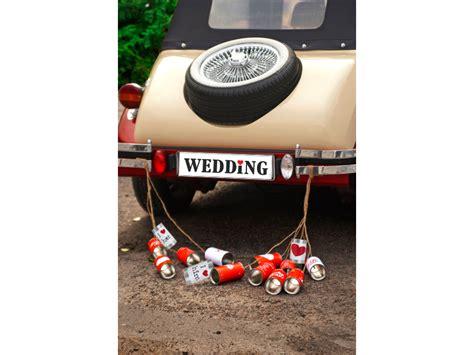 Dekomaterial F R Hochzeit by Hochzeitauto Schild Quot Wedding Quot F 252 R Kennzeichenhalter Kfz