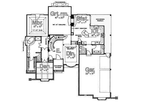 english tudor floor plans old tudor house plans