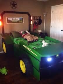 John Deere Bedroom Sets Tractor Bed Plans John Deere New Holland Allis