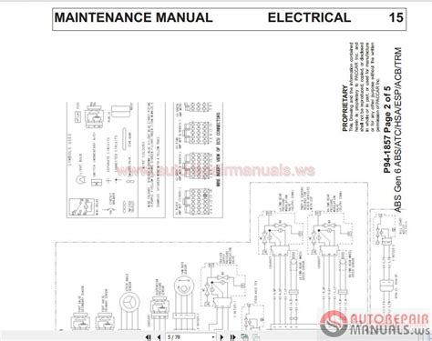 kenworth t800 wiring diagram 1991 kenworth get free