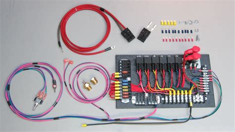 aftermarket auto fuse box aftermarket fuse relay box data wiring diagram