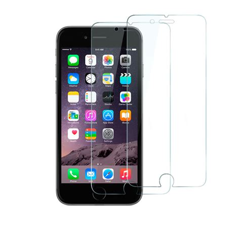 anker tempered glass screen protector for iphone 6 2 pack