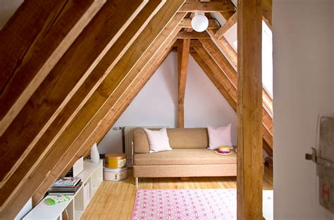 Converted Garages 10 attic spaces that offer an additional living room