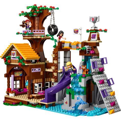 Lego Friends Brick Sy832 Adventure C Tree House lego adventure c tree house set 41122 brick owl lego marketplace