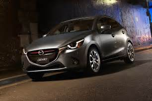 2016 mazda2 japanese spec front side view parked photo 44