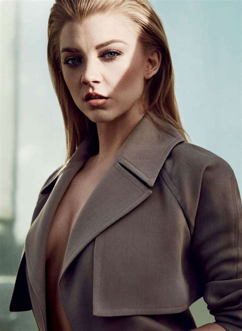 natlie dormer natalie dormer fashion magazine february 2016 cover and
