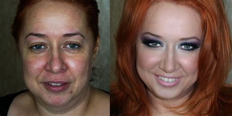 15 best images about before after makeup makeovers on before and after makeup photos make women unrecognizable