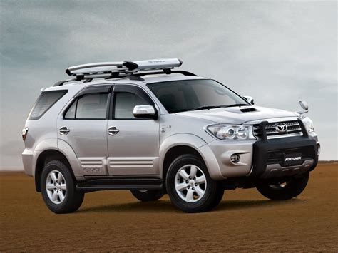 toyota suv cars toyota fortuner suv car wallpaper hd 2012