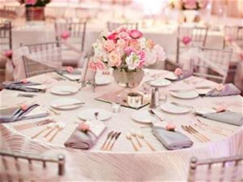 theme mariage rose et taupe inspiration blanc argent et rose p 226 le par luciezm