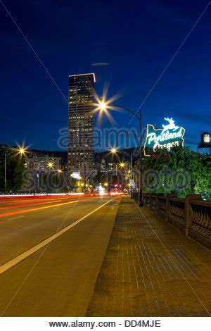 Neon Lights And Busy Streets In Shinjuku District Of Tokyo Lights In Portland Oregon