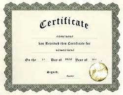 Certificate Template Free Word by Free Word Certificate Templates Wording Geographics 2