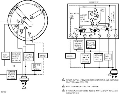 honeywell residential thermostat wiring diagram get free image about wiring diagram