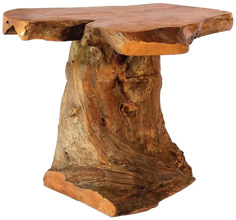 rustic end tables for sale cone kodiak side table rustic side tables