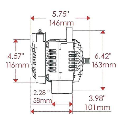 denso one wire alternator installation diy wiring diagram